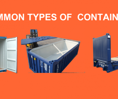 COMMON TYPES OF CONTAINERS 3